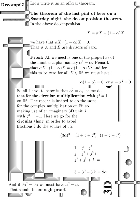 3D complex numbers | 3Dcomplexnumbers